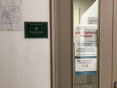 Les despeses de funcionament del Consultori Mèdic de l'Albi de l'anualitat 2019 van comptar amb una subvenció de la Diputació de Lleida.